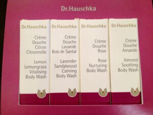 Hauschka Limited Edition Body Wash Kit
