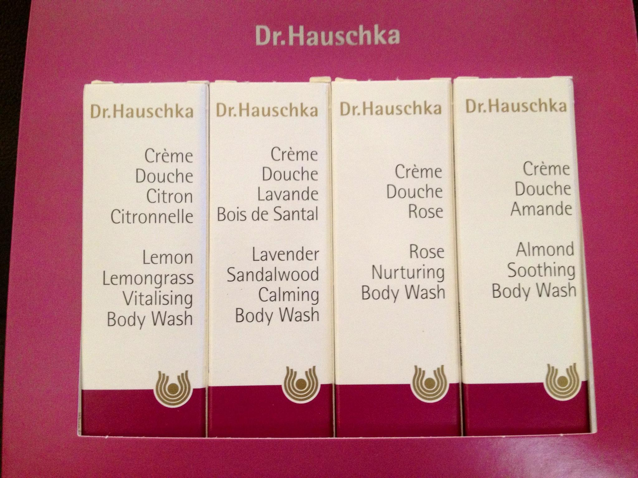 Dr. Hauschka Skin Care Line