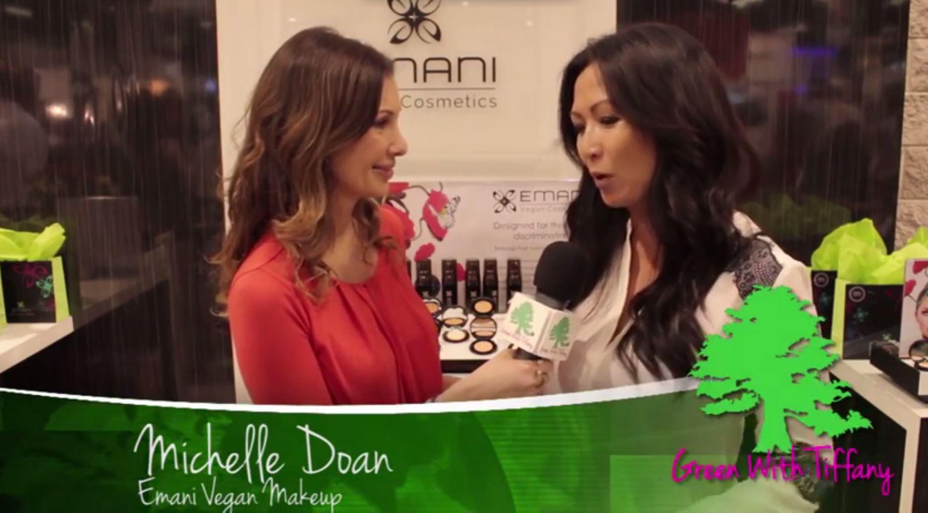 Emani Vegan Makeup Natural Products Expo West